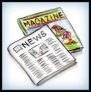 Periodicals_WriterSideUp.com_byDonnaMarie