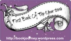 Sheila's link for First Book of the Year 2014