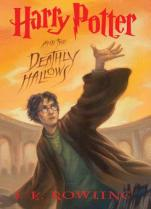 Deathly Hallows cover-Scholastic