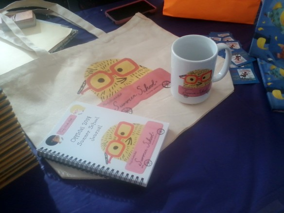 Kidlit Summer School Swag for Zachariah