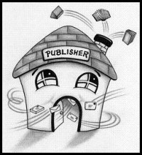PublishingIndustry_WriterSideUp.com_byDonnaMarie