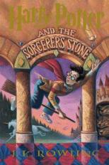 Sorcerer's Stone cover-scholastic