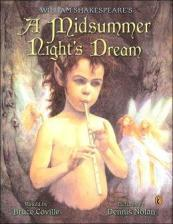 Midsummer Night's Dream - retold by Bruce Coville