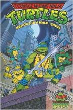 Ninja Turtles GN cover
