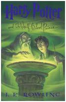 Cover - Half-Blood Prince