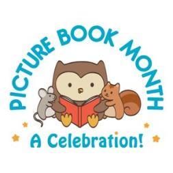 Picture Book Month-Celebration Logo