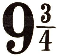 platform 9 and 3 quarters