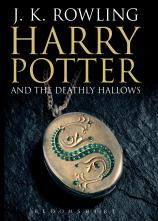 Deathly Hallows BRITISH Adult cover