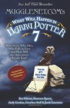 Mugglenet BOOK cover