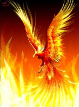 Phoenix - clip art through Word