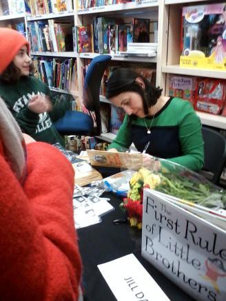 Robin signing