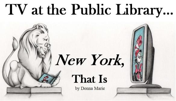 NYPL Lion & The Cat in the Hat with TEXT for blog post