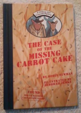 Carrot Cake - Robin
