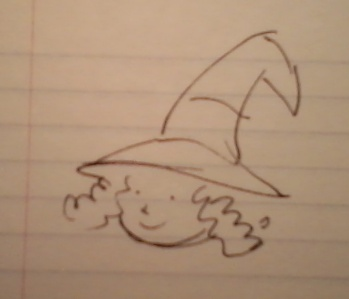 Hildie sketch