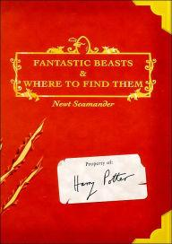 Fantastic Beasts and Where to Find Them-cover