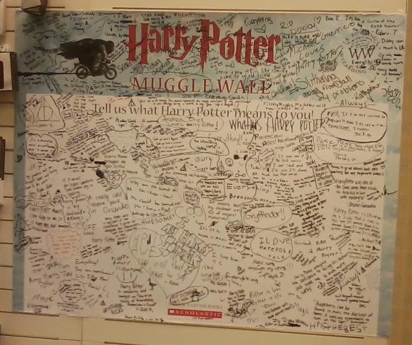 Muggle Wall 2