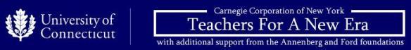 Teachers for a New Era