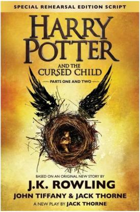 The Cursed Child - cover