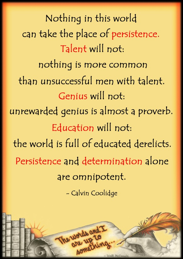 persistence-quote-by-calvin-coolidge